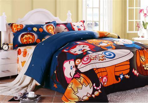 halloween bedding halloween sheet sets bedding home decoration ideas