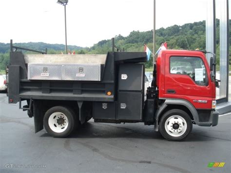 2006 Ford Truck by 2006 Ford Lcf Truck Lcf 55 Dump Truck Exterior Photos