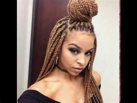 cute braided hairstyles for black girls: 2016 hairstyle