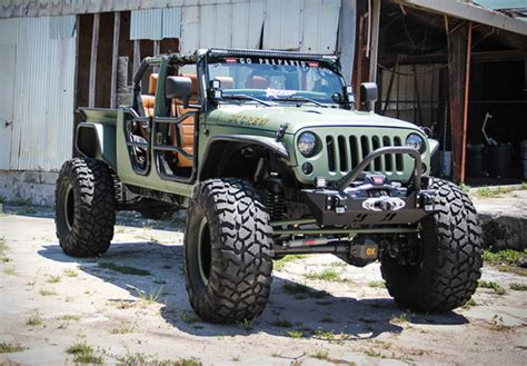 Jeep Wrangler After Market Jeep Jk Crew Custom Wrangler Gearnova