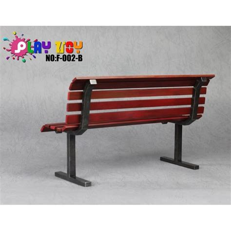 monkey bench monkey depot diorama bench play toy red park bench f