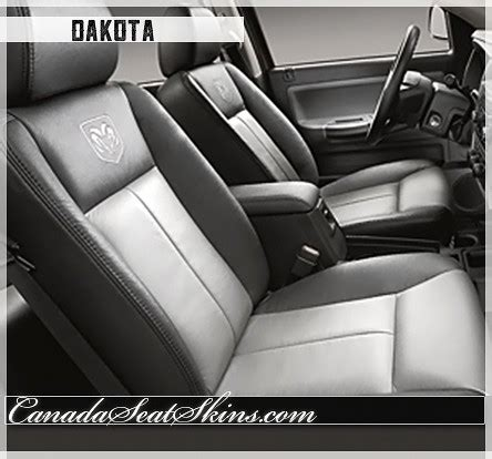 Dakota Leather Upholstery 1999 2011 dodge dakota leather upholstery