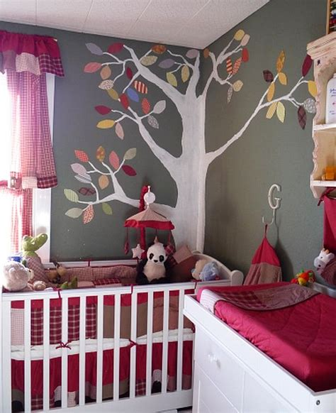14 Cute And Inspiring Nursery Arrangements Freshome Com Baby Nurseries Decorating Ideas