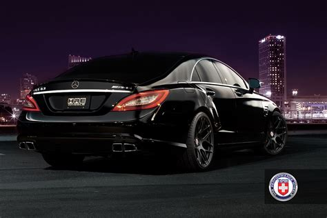 Mercedes CLS63 W218 with HRE FF01 wheels   Prestige Wheel