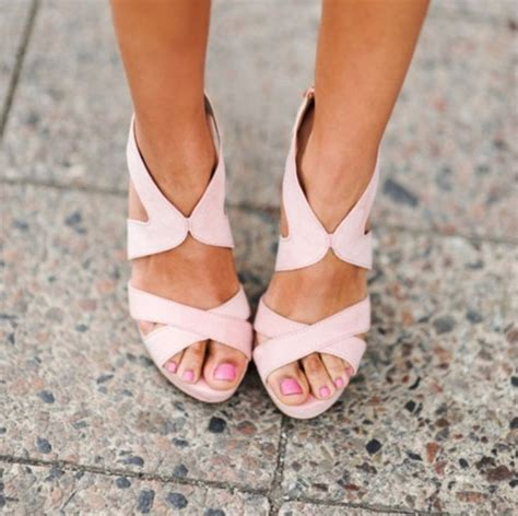 pale pink sandals pale pink sandals rethink pink fashion style