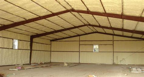 Garage Roof Insulation How To Insulate A Garage Ceiling