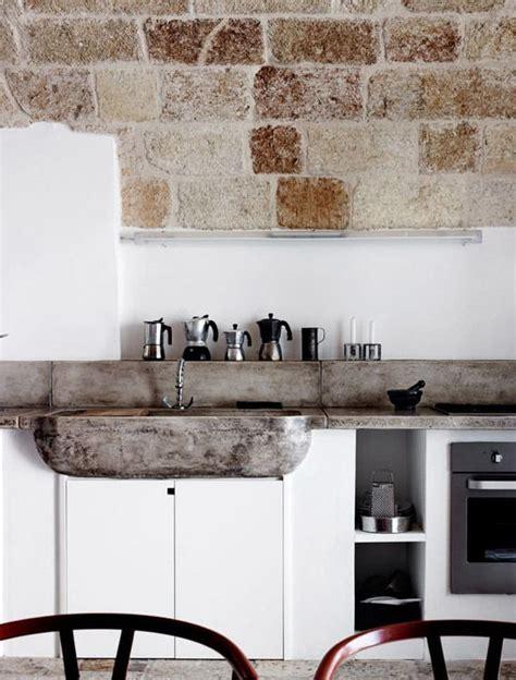 Encantador  Revestimientos Para Cocinas Modernas #7: 21-cocina-piedra-rustico_1.jpg
