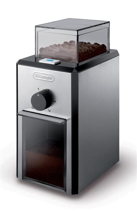 DeLonghi KG89 Burr Coffee Grinder with Grind Selector and Quantity Control: Amazon.ca: Home