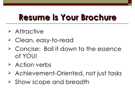 how to write a standout resume how to write a stand out resume