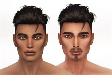black male hair cc sims 4 s4models the sims 4 cc