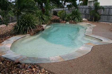 Backyard Pools Australia Rockpool Swimming Pools Narellan Pools