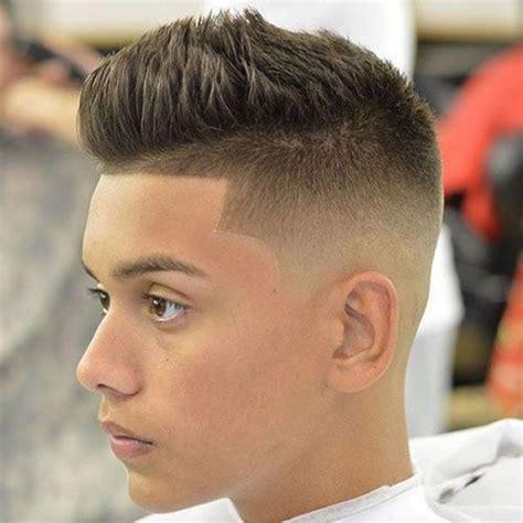 25 young men s haircuts high skin fade