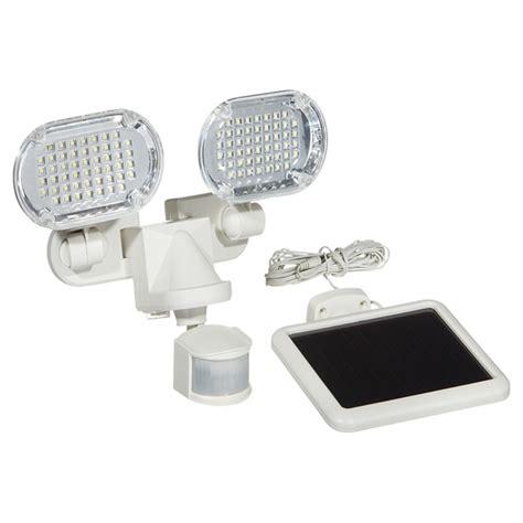 Sunforce Solar Motion Light Sunforce Solar Motion Detector 2 White Rona