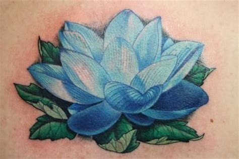 blue lotus flower tattoo 17 best ideas about blue flower tattoos on