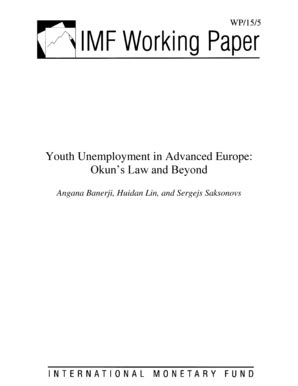 fillable  youth unemployment  advanced europe