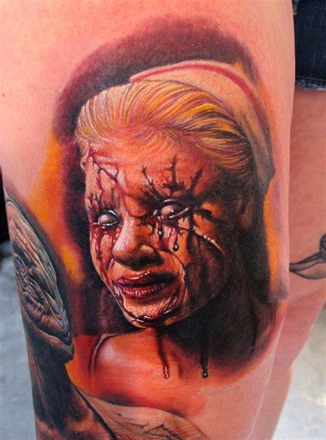 hill city tattoo silent hill 2 by stefano alcantara tattoos