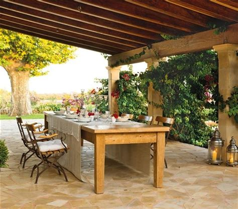 Home Patio Designs 57 Cozy Rustic Patio Designs Digsdigs