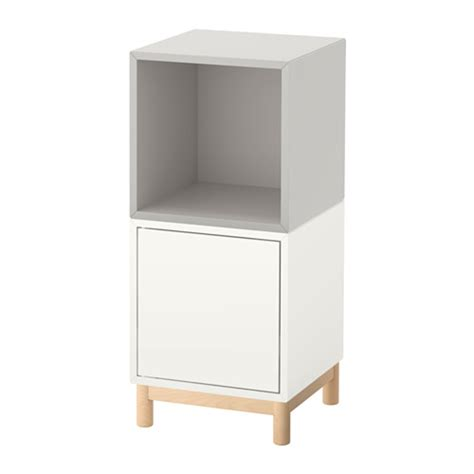 ikea eket review eket storage combination with legs white light gray ikea