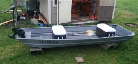 jon boat weight 12 jon boat mods and weight limit questions bass boats