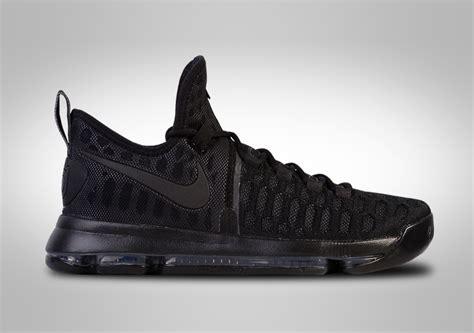 Sepatu Basket Kd 9 Blackout nike zoom kd 9 blackout for 112 50 basketzone net
