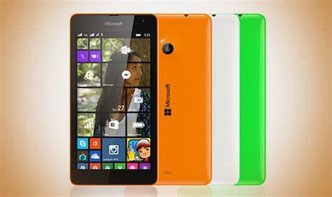 microsoft lumia 535 set to launch in india on november 26 microsoft lumia 535 first non nokia low budget windows