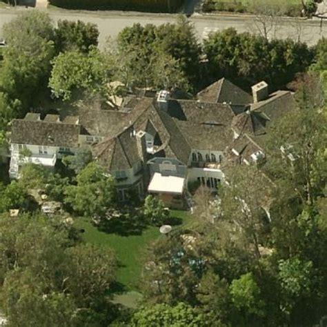 adam sandlers house adam sandler s house in los angeles ca google maps 3 virtual globetrotting