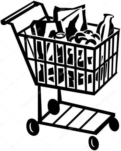 imagenes vectores compras carrito de compras vector de stock 169 retroclipart 55669371