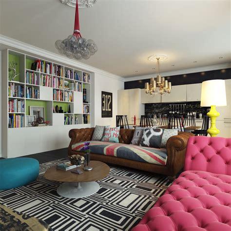 groovy retro interior design ideas ideas  homes