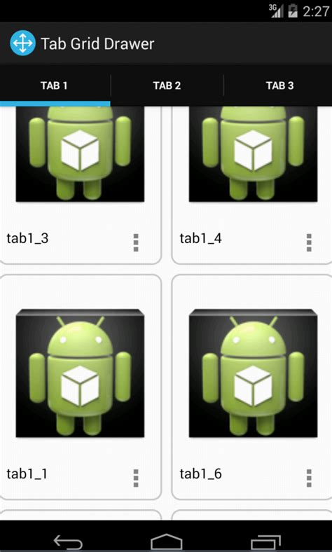 android gridlayout scrollable android gridview displaying incorrect item and fragment