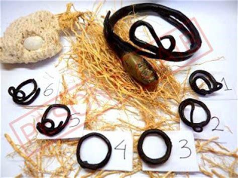 membuat gelang akar bahar pesona gaib