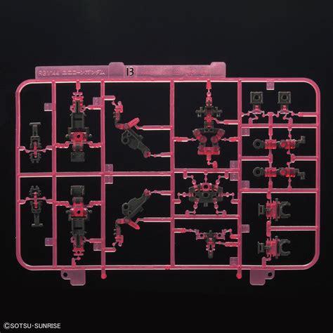 Bandai Gundam Real Grade Kits 1 144 Rg Zeta Gundam Murah gundam 1 144 rx 0 unicorn real grade model kit rg