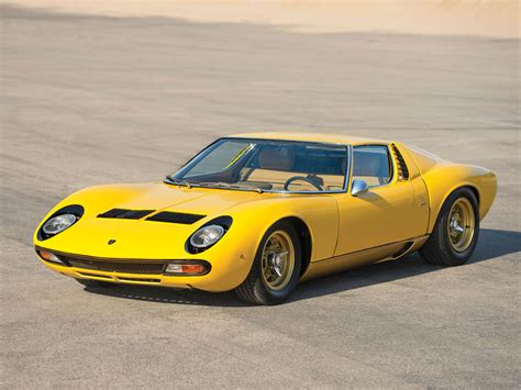 lamborghini miura 10 highlights from rm sotheby s arizona 2016 auction