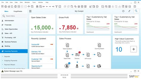 one versions sap business one 9 1 version for sap hana