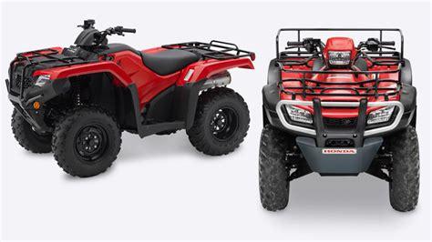 Honda 50cc Atv by Atv Powerful Farming All Terrain Vehicles Honda Uk