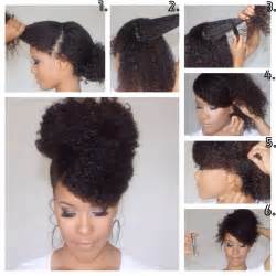 no heat hairstyles black hair 3 no heat curly styles for spring the curly bun