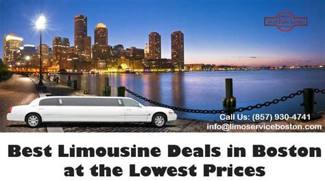limousine deals best limousine deals in boston at the lowest prices 857
