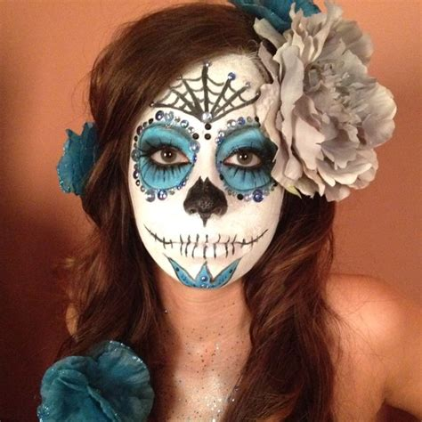 halloween hairstyles day of the dead day of the dead