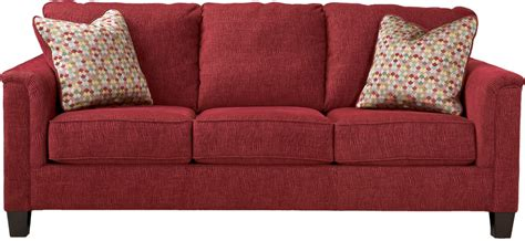 red fabric sofas ashley red sofa best 25 ashley furniture sofas ideas on