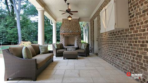 Hearth And Patio Augusta Ga Isokern Fireplaces Traditional Patio Sacramento By