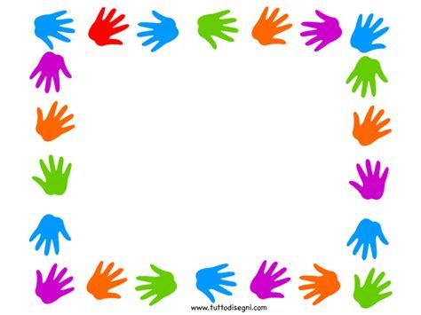 cornici colorate cornicetta festa pap 224 con le tuttodisegni