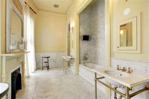 new orleans style bathroom historic new orleans estate features vintage bath design