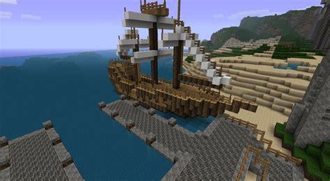 minecraft boats google search minecraft designs - Minecraft Boat Gate