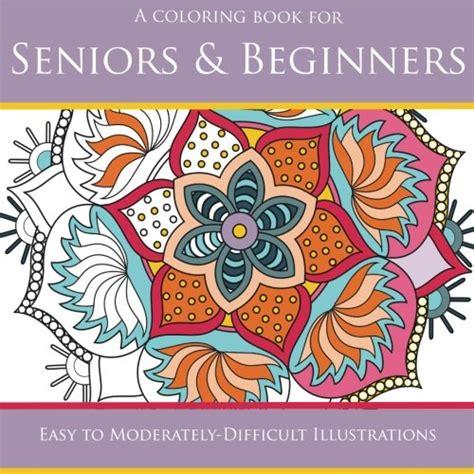 Large Print Coloring Books For Seniors A Happy Splash Of