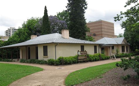Hambledon Cottage by Parramatta