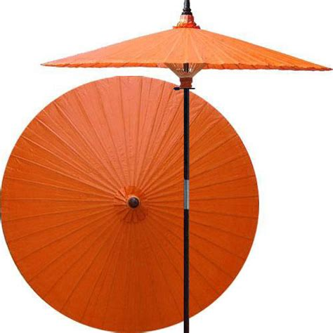 asian patio umbrella patio umbrella fruit asian outdoor umbrellas by decor
