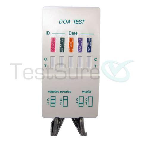 panel test 5 panel test dip card multi urine test test sure