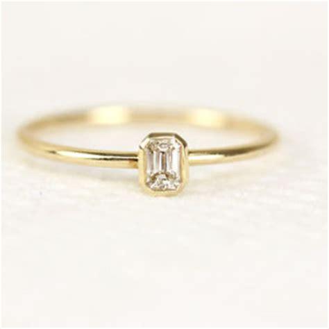 shop simple yellow gold wedding rings on wanelo