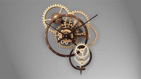 zybach  mechanical clock youtube