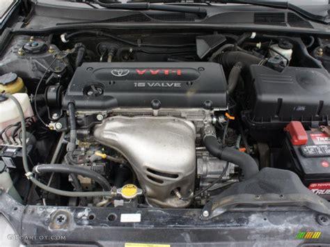 1994 Toyota Camry 4 Cylinder Engine 2004 Toyota Camry Xle 2 4 Liter Dohc 16 Valve Vvt I 4