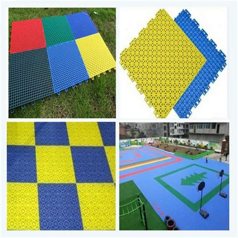 Mats For Playgrounds by Outdoor Marble Interlocking Rubber Mats Flooring